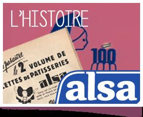 L'histoire Alsa