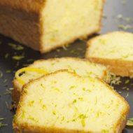 Alsa Recette Cake au Citron en Machine à Pain