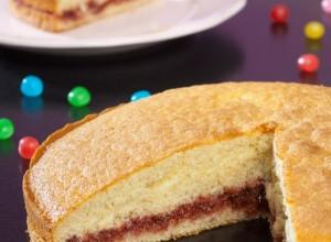 Alsa Recette Gâteau du mercredi saveur Vanille