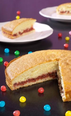 Gâteau du mercredi vanille