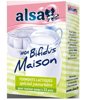 Alsa Produit Mon Bifidus maison