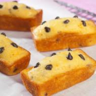 Alsa Recette Petits cakes aux pépites de chocolat