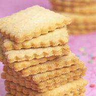 Alsa Recette Petits sablés dorés à la vanille