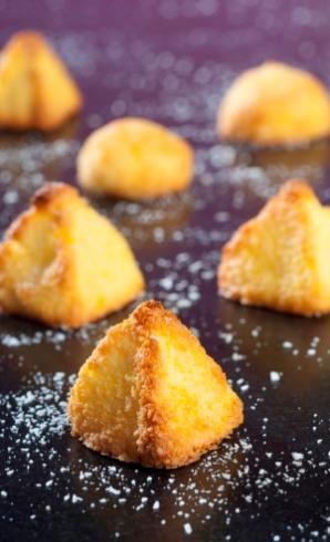 Rochers vanille coco