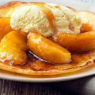 Alsa Recette Crêpe Pommes Caramel au beurre salé