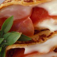 Alsa Recette Galettes à l'italienne