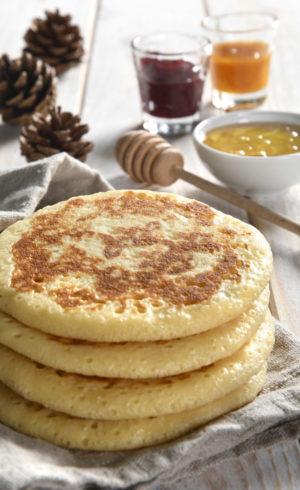 Pâte à Pancakes végane