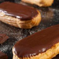 Alsa Recette Eclair au chocolat
