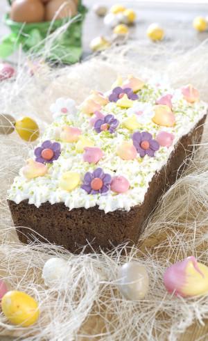 Gâteau de Pâques au Chocolat Saveur d'Antan