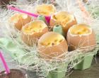 Alsa Recette Crème vanille en œuf