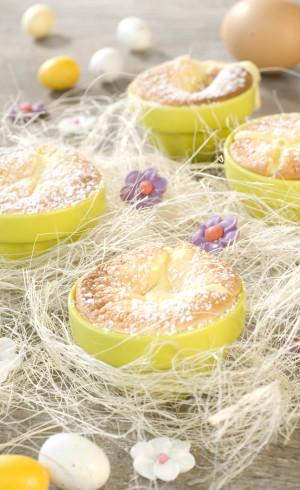 Soufflé de Pâques à la Vanille