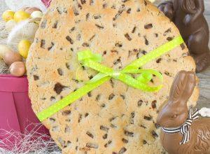 Alsa Recette Cookie géant de Pâques