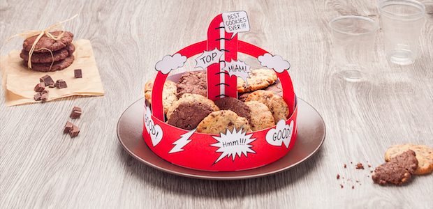 Alsa Astuce Kit Déco Force Cookies