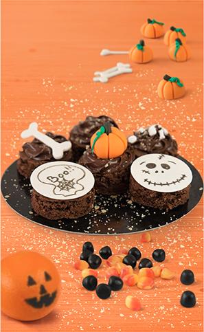 Brownie d'Halloween