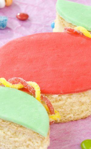 Gâteau bonbon