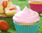 Alsa Recette Cupcakes Fraises V