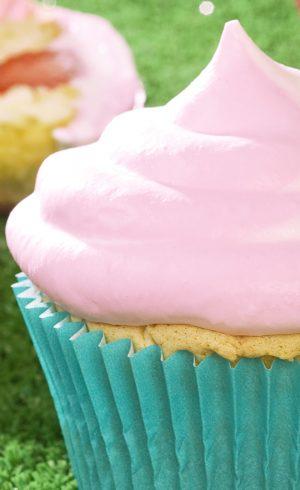 Cupcakes à l'italienne