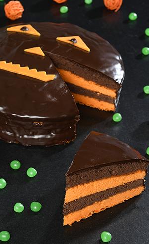 Gâteau Citrouille