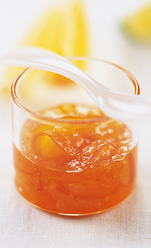 Confiture d'Orange et Citron
