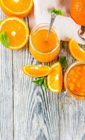 Confiture d'Orange et Citron