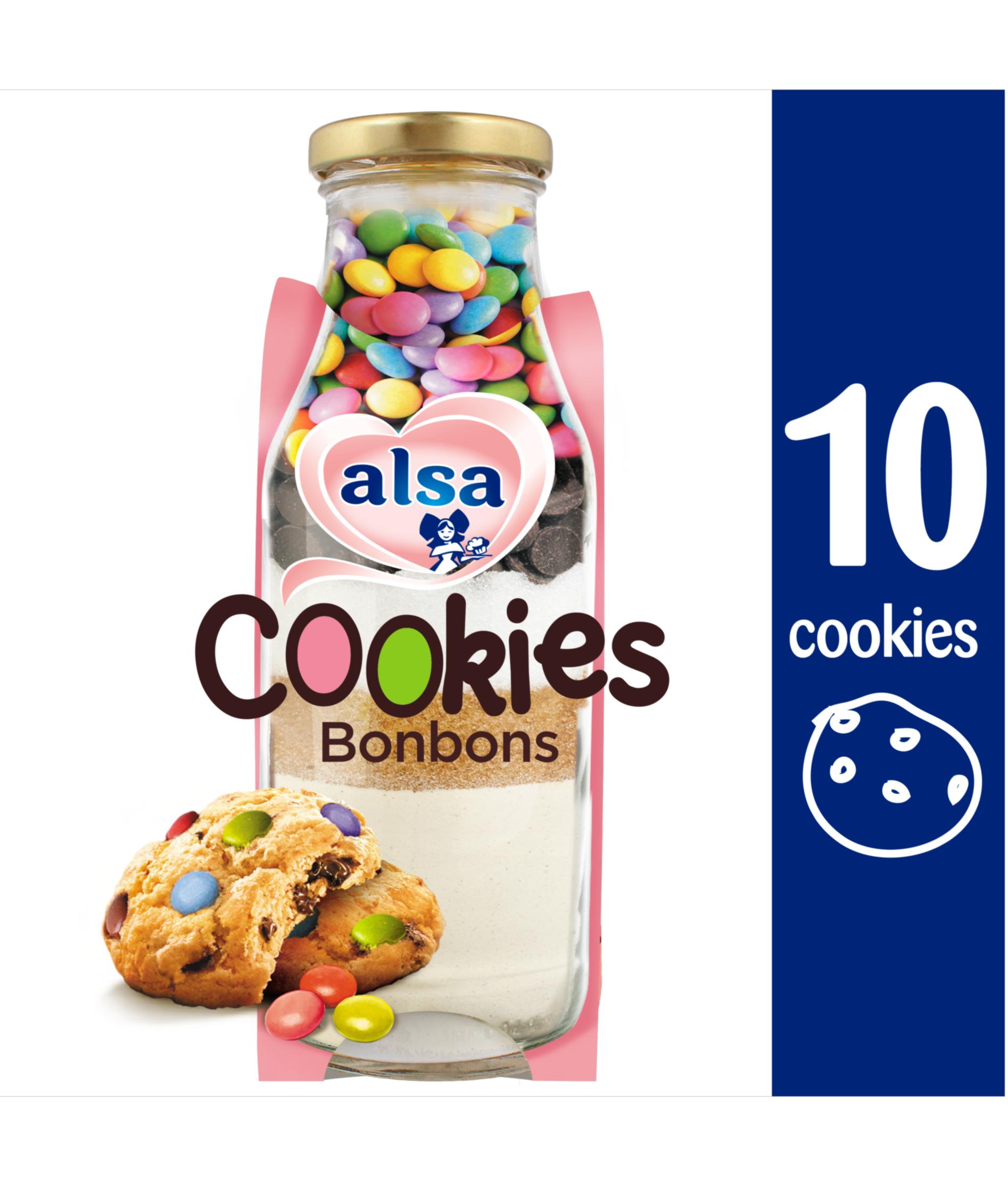Cookies Bonbons