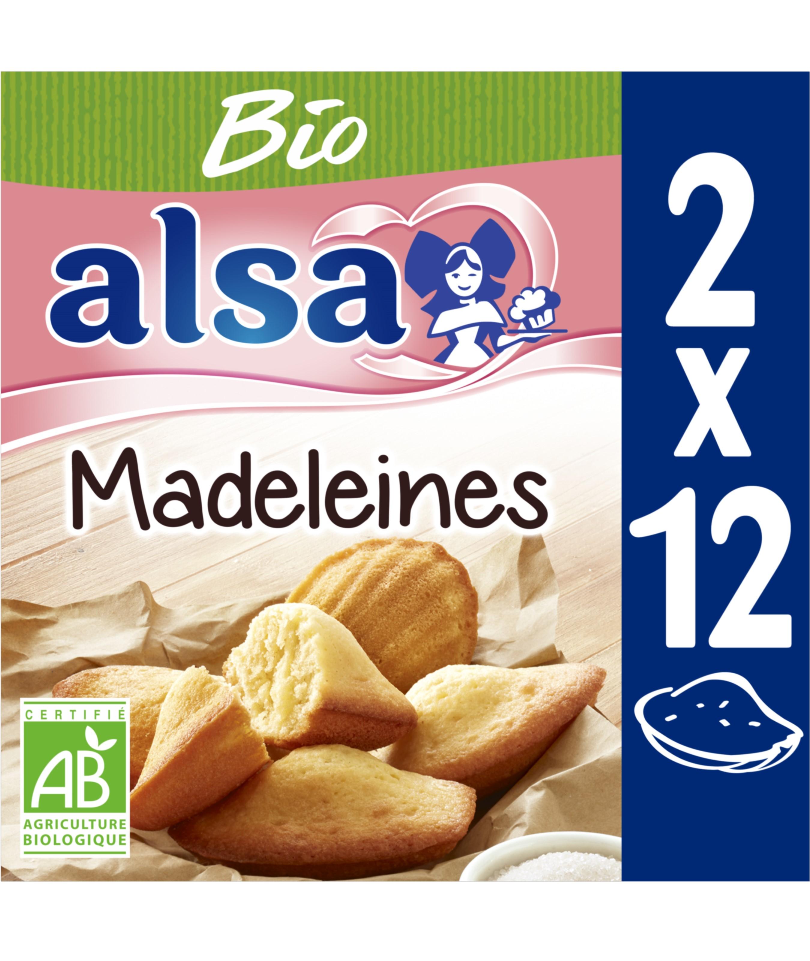 Madeleines Bio